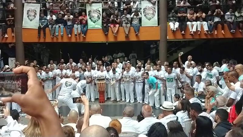 Abadá-capoeira 2019 - JOGOS mundiais 2019 semi final são bento
