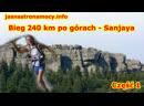 Bieg 240 km po górach Sanjaya część 1 - WYWIAD