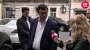 """Максим Микитась нагрубив журналістці через питання про зв'язки з Укрбудом"""""""
