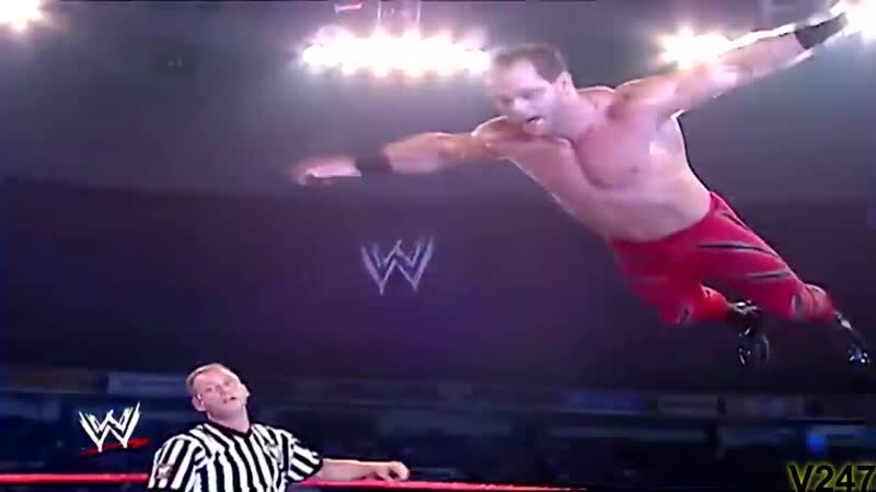 Triple H vs Chris Benoit 60 Minute Ironman Match RAW 07 26 2004 Highlights