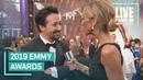 Lin Manuel Miranda Celebrates 7 Emmy Nominations E Red Carpet Award Shows