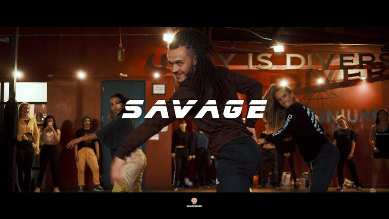 Megan Thee Stallion Savage Hamilton Evans Choreography