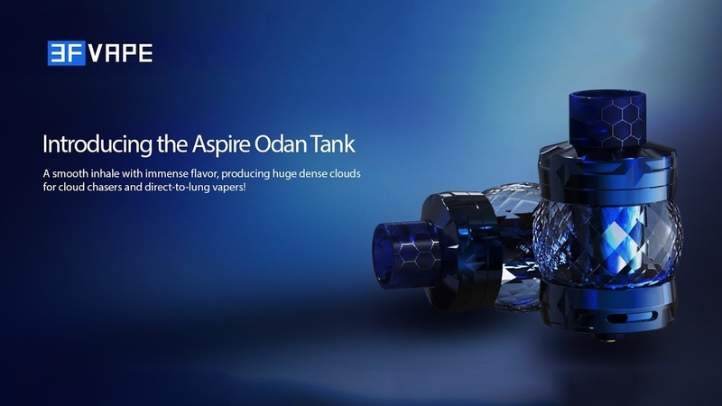 Aspire Odan Sub Ohm Tank Vape Atomizer