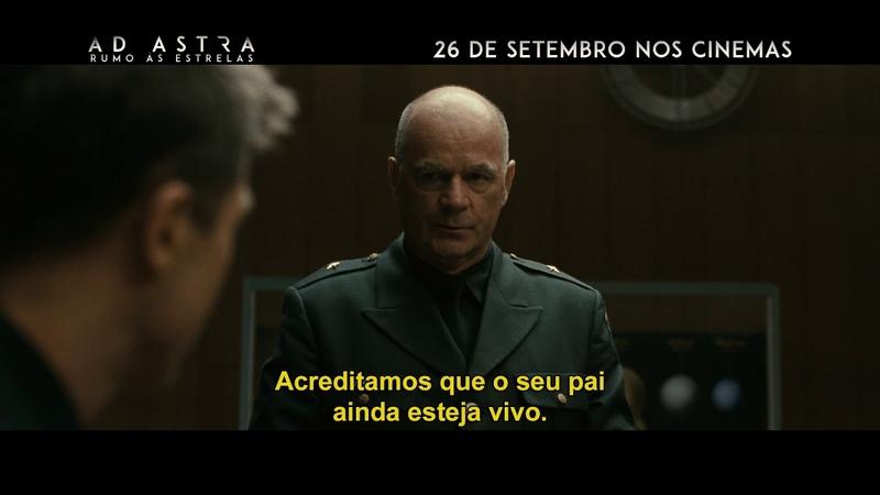 Ad Astra Rumo Às Estrelas | Spot Oficial 1 | 26 de setembro nos cinemas