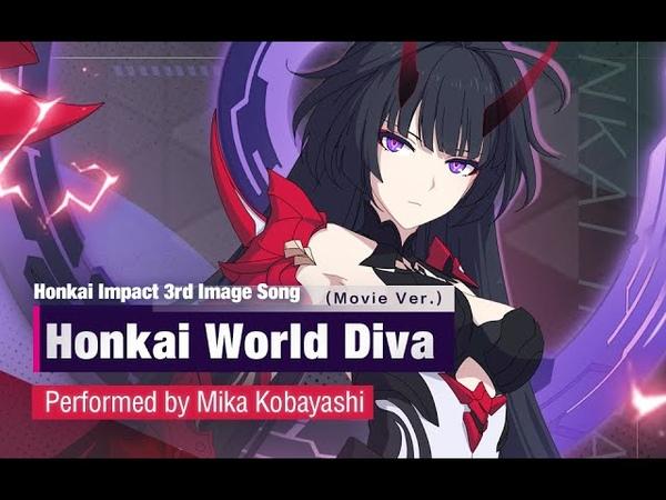 Image Song Houkai Sekai no Utahime Honkai World Diva movie ver Honkai Impact 3rd