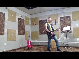 WelKam - Here comes revenge (Metallica cover)