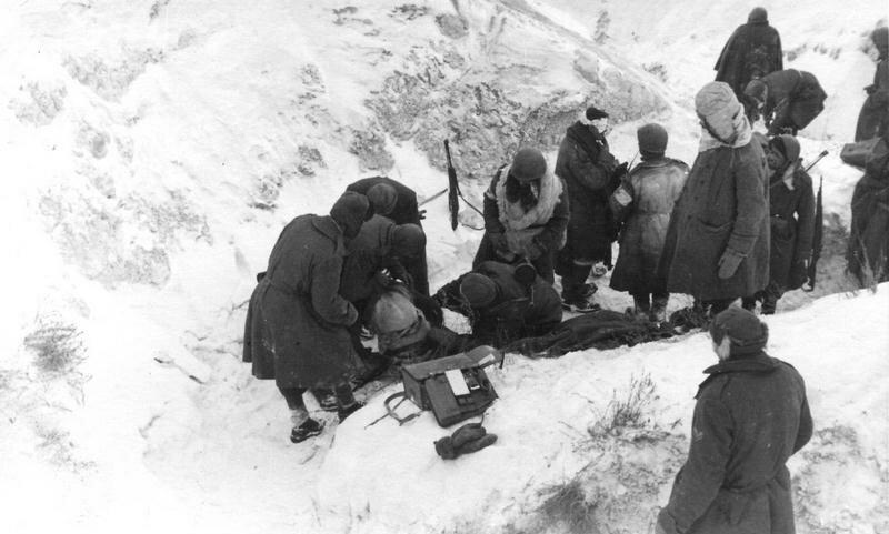 """Как """"воевали"""" альпийские стрелки на Дону, изображение №1"""