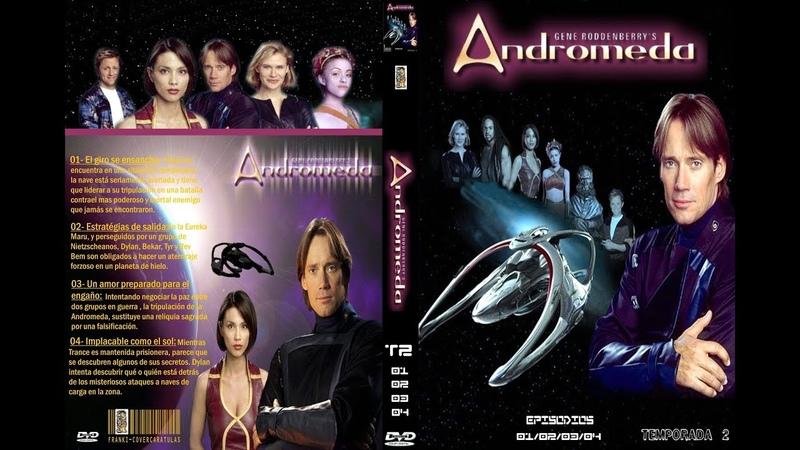 Andromeda-Cap 82-*Tiempo fuera de la mente*