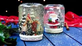 Нельзя выбрасывать стеклянные банки под Новый год. Почему - сейчас узнаем