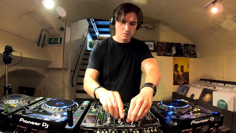 A*S*Y*S Basement DJ Set