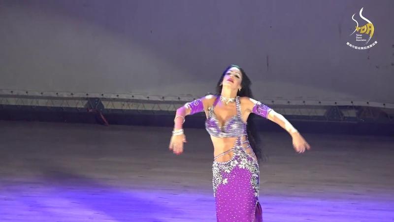 2020 飛越 x 完美舞神巨星晚會 HELF EL AMAR 表演嘉賓 Saida Helou