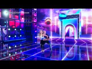 Джуниор дос Сантос в Танцах со Звёздами