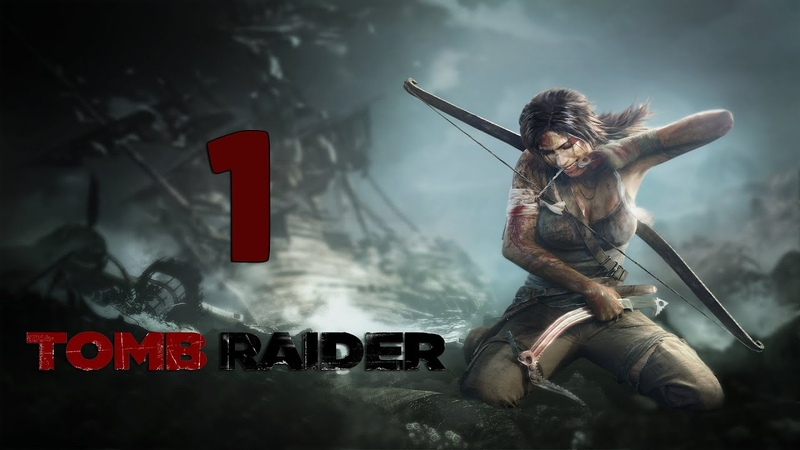 Tomb Raider 1 Прохождение Крушение