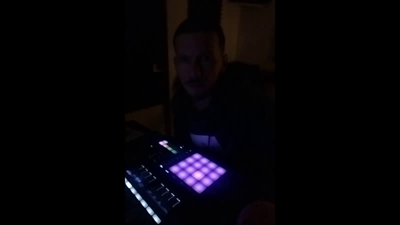 Live Trap on Mashine MK3