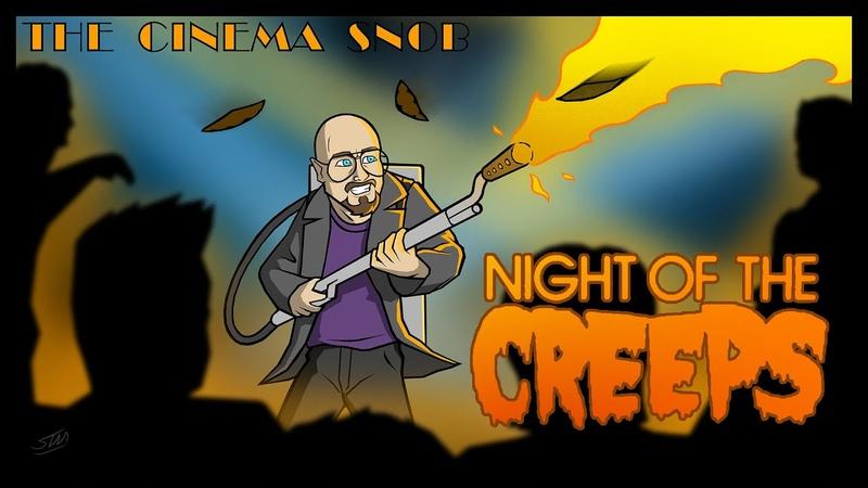 Night of the Creeps The Cinema Snob