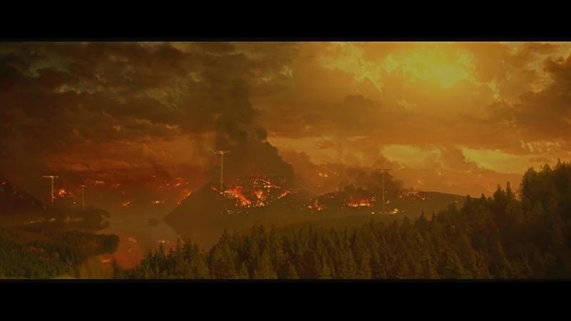 ЗВЕРИНЫЙ ФАНТАСТИЧЕCКИЙ БОЕВИК Halo 4 Идущий к рассвету Боевик