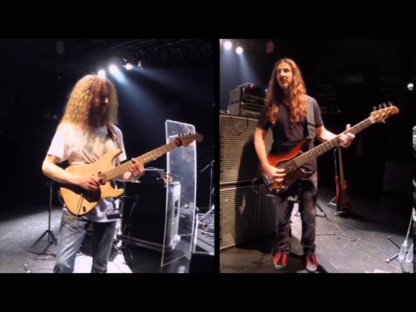 The Aristocrats Get it like that Culture clash tour Tokyo 2015
