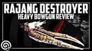 RAJANG DESTROYER - An Excellent Sticky Ammo 3 Heavy Bowgun | MHW Iceborne