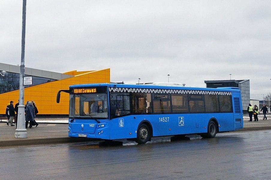 Изменения в работе маршрутов автобусов, курсирующих по району Выхино-Жулебино, начнут действовать после открытия второго участка розовой ветки метро