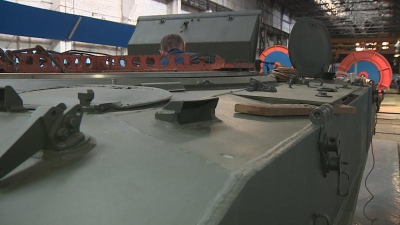 Волгоградский тракторный завод передан в управление госкорпорации Ростех