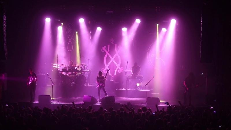 Children Of Bodom Lake Bodom Live at Oulu Finland 06 12 2019