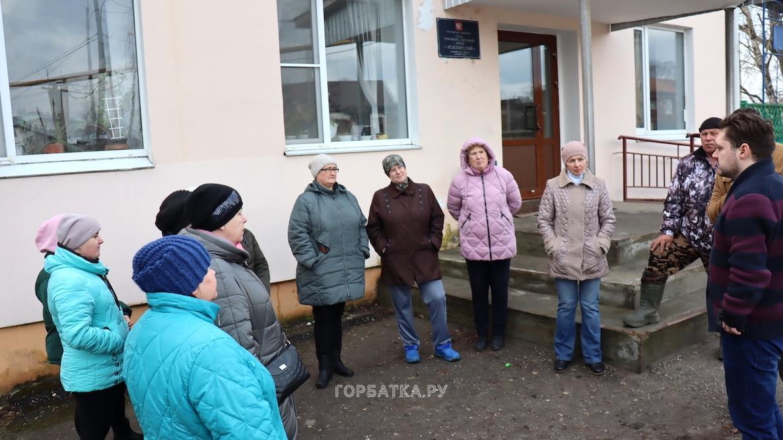 Депутат Законодательного Собрания Владимирской области встретился с работниками Новлянского крахмало-паточного завода