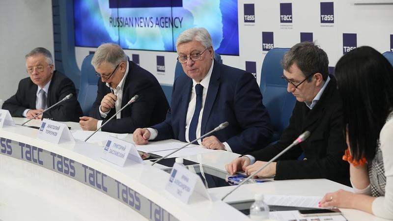 Переход российских вузов на дистанционное обучение пресс конференция в ТАСС