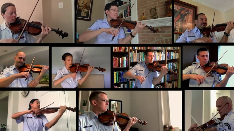Ashokan Farewell featuring The United States Air Force Strings