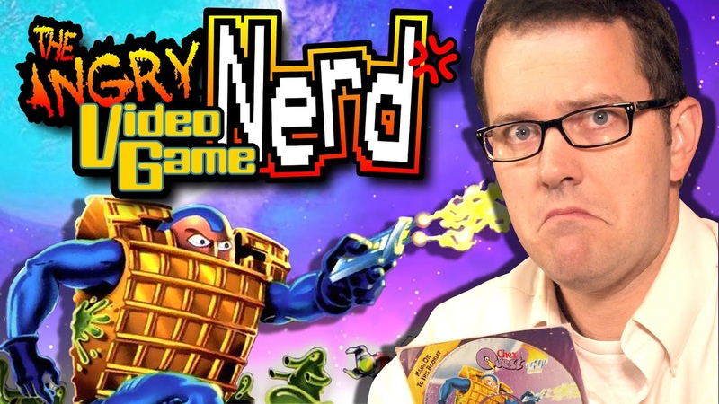 Chex Quest PC Angry Video Game Nerd AVGN