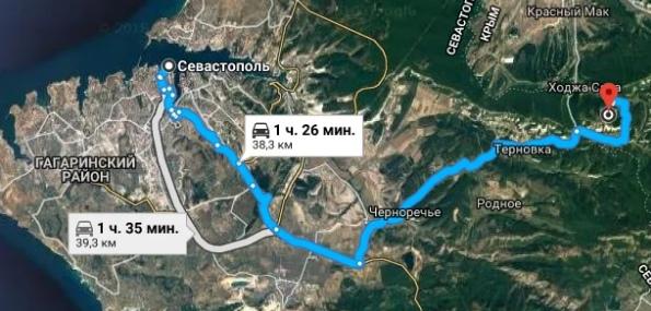 Мангуп Кале - крупнейший пещерный город Крыма, изображение №13
