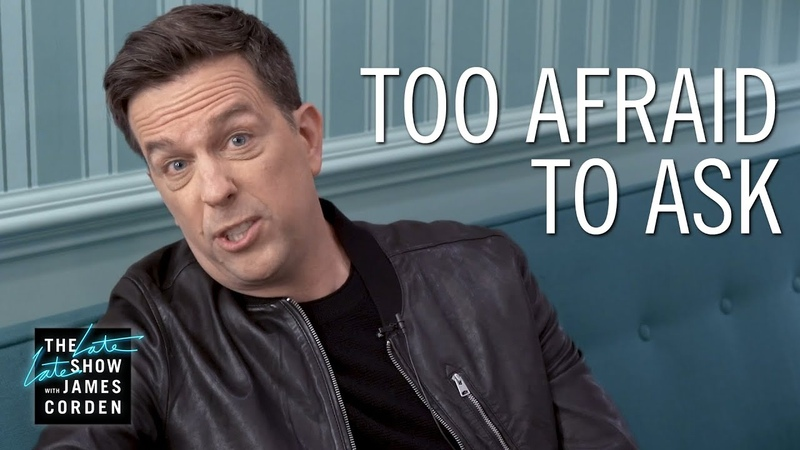Ed Helms Answers Questions f Reddit's 'Too Afraid To Ask'