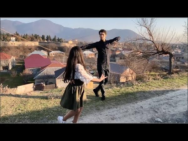 Малышка Танцует Очень Красиво С Танцорами На Вершине Кавказа 2020 Лезгинка ALISHKA MADINA LEYLA HAVA