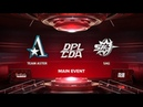Team Aster vs SAG, DPL-CDA Professional League Season 1, bo3, game 2 [Lex 4ce]