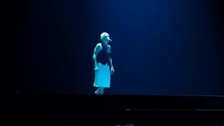 Диана Арбенина - Я раскрашивал небо (финал акустики, СПб, )