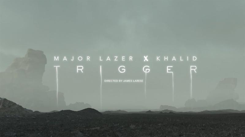Major Lazer Khalid - Trigger (Official Music Video)