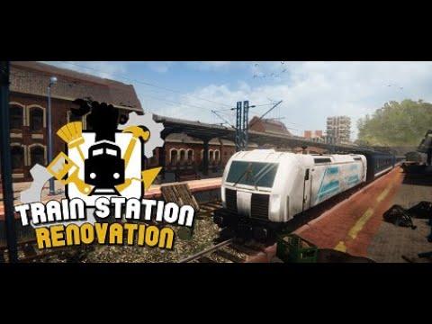 Train Station Renovation - Трейлер (Анонс канала)