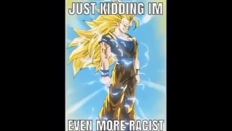 Goku Racist