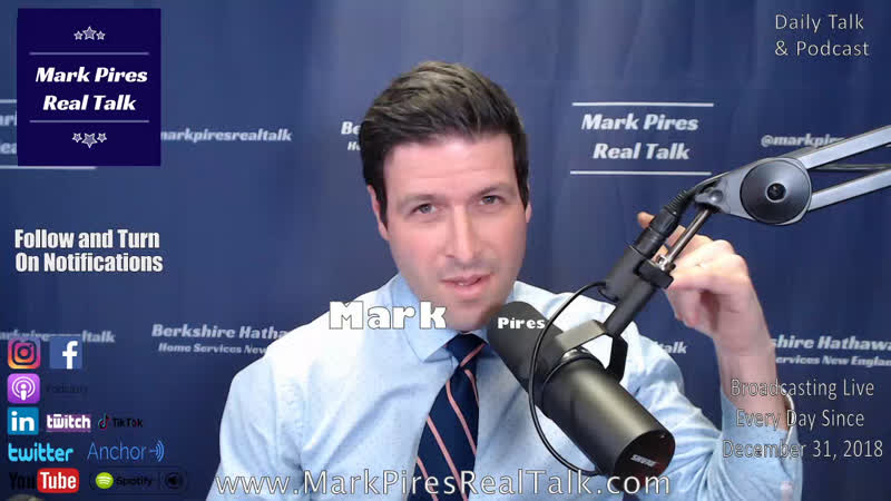 The importance of being a good communicator on Day 345 in a row of Mark Pires Real Talk!