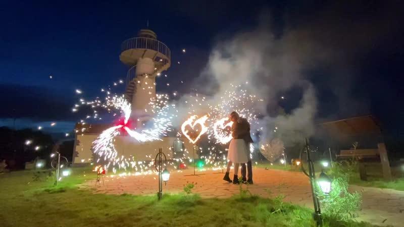 Свадьба на Пиратском острове Яна и Лев