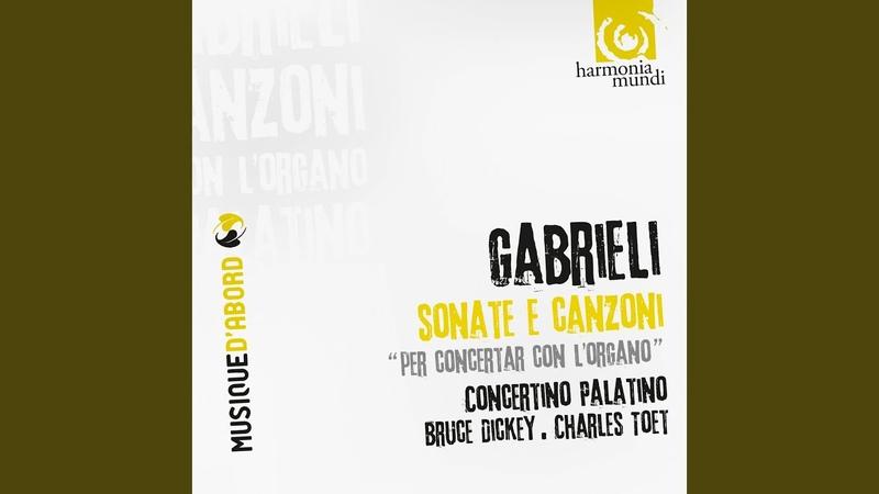 Sacrae Symphoniae: Canzon octavi toni a 12 (1597)