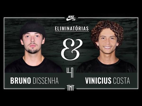 BRUNO DISSENHA x VINICIUS COSTA | SLIDES GRINDS 4
