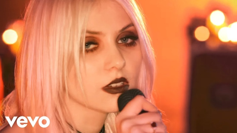 The Pretty Reckless Just Tonight Official Music Video