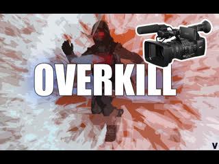 Warface frag movie - overkill (съёмки)