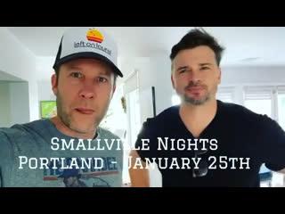 Smallville Nights Portland