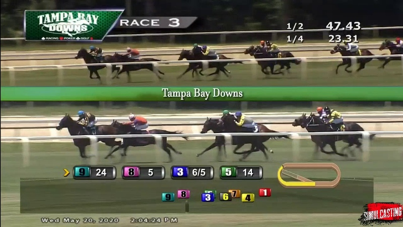 3a Tampa Bay Downs 20 05 2020 Gimmeabreak