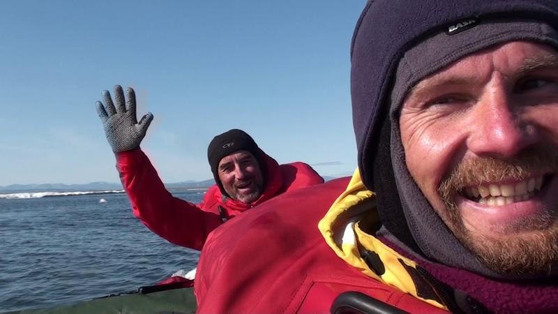 Чукотское кольцо 2019. Трейлер к фильму о путешествии от Тихого океана до Ледовитого и обратно.