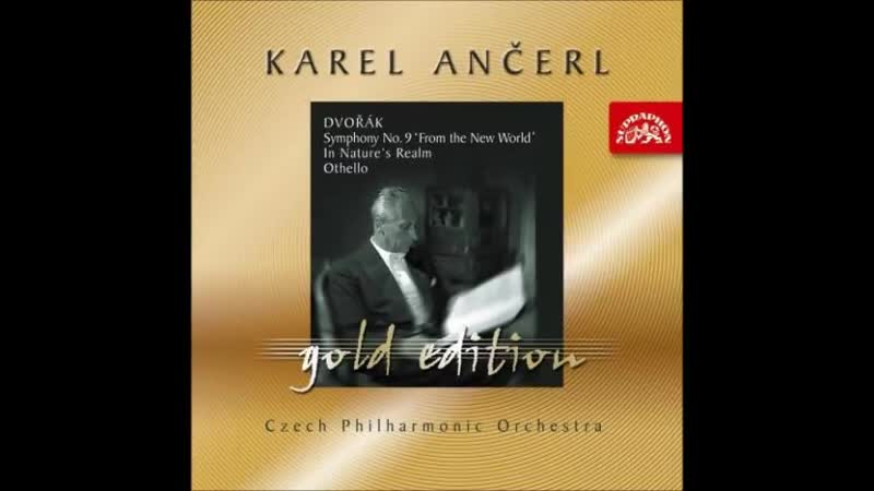 Antonín Dvořák Symphony No 9 quot From the New Worldquot Karel Ančerl
