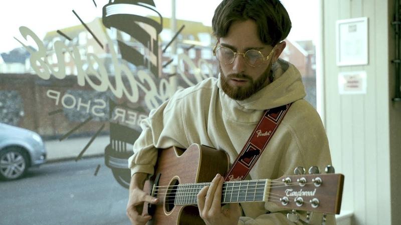 Sam tompkins - you broke my heart so gently (live acoustic)