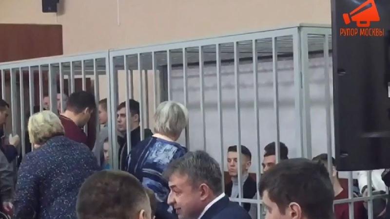 В Ярославле начался суд по делу об избиении заключенных в колонии