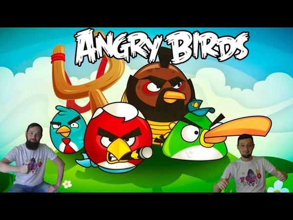 Обзор Angry Birds 4 FCGO Cold Cuts